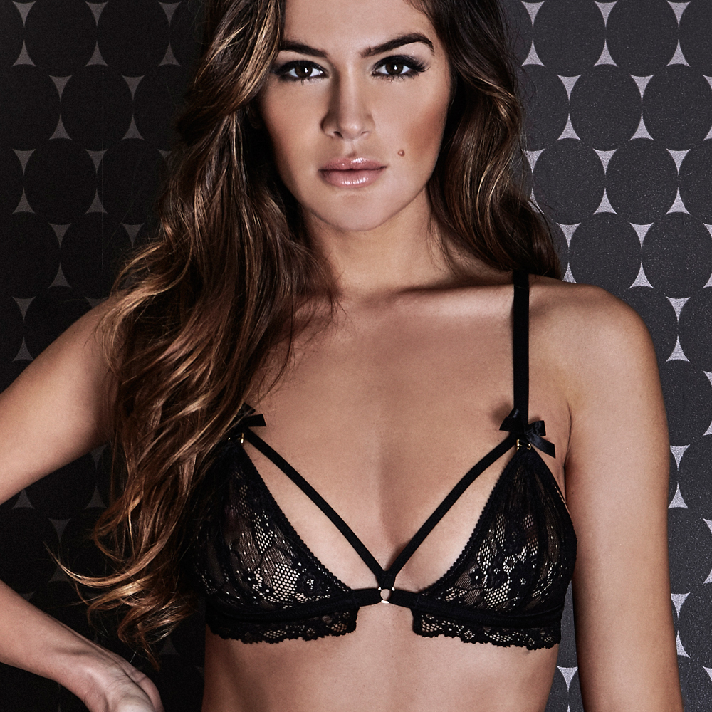 soutien-gorge triangle midnight