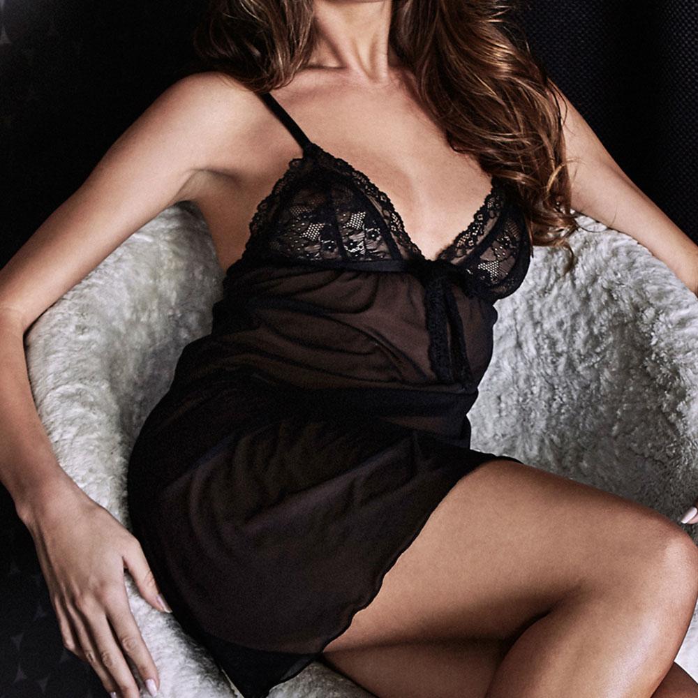 Nuisette midnight lingerie